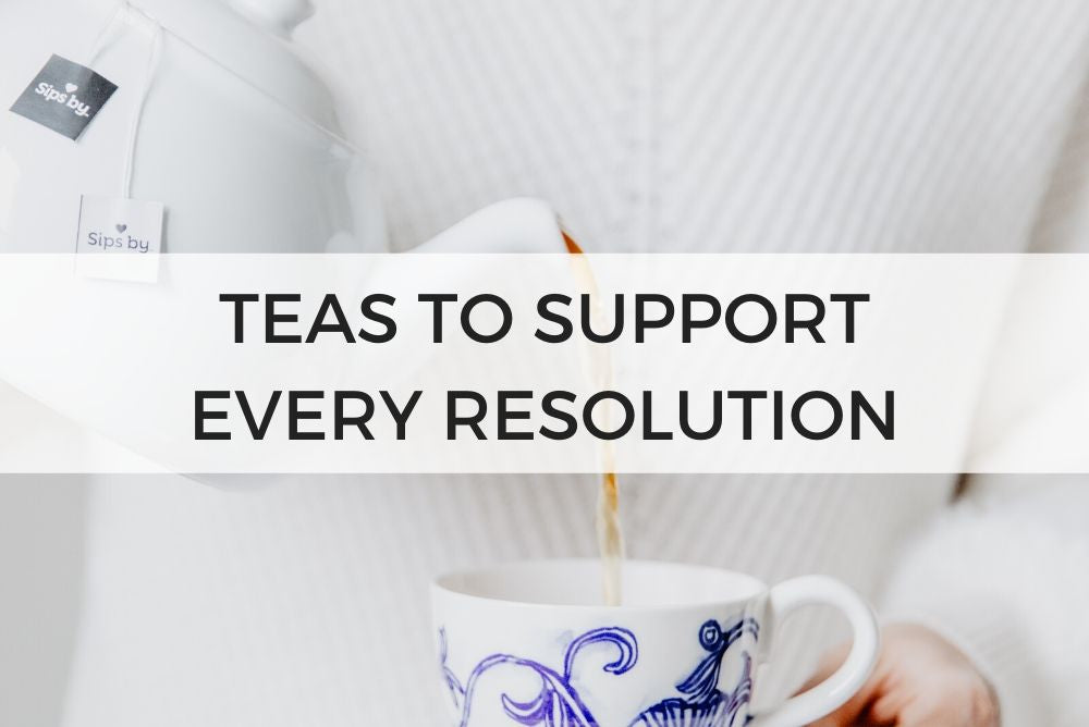 Teas to Support Every Resolution
