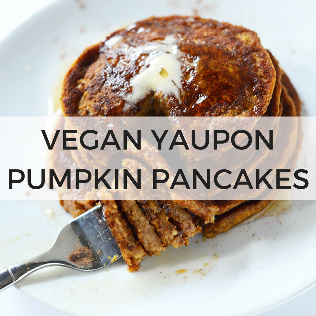 VEGAN YAUPON PUMPKIN