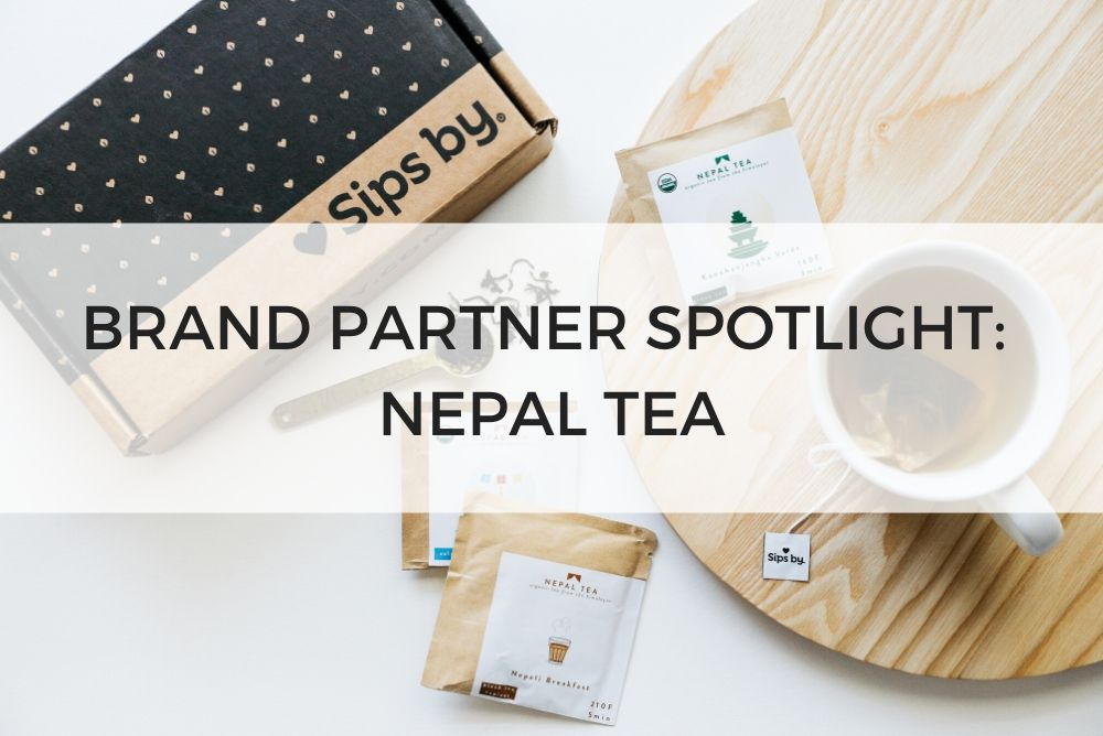 Brand Partner Spotlight: Nepal Tea