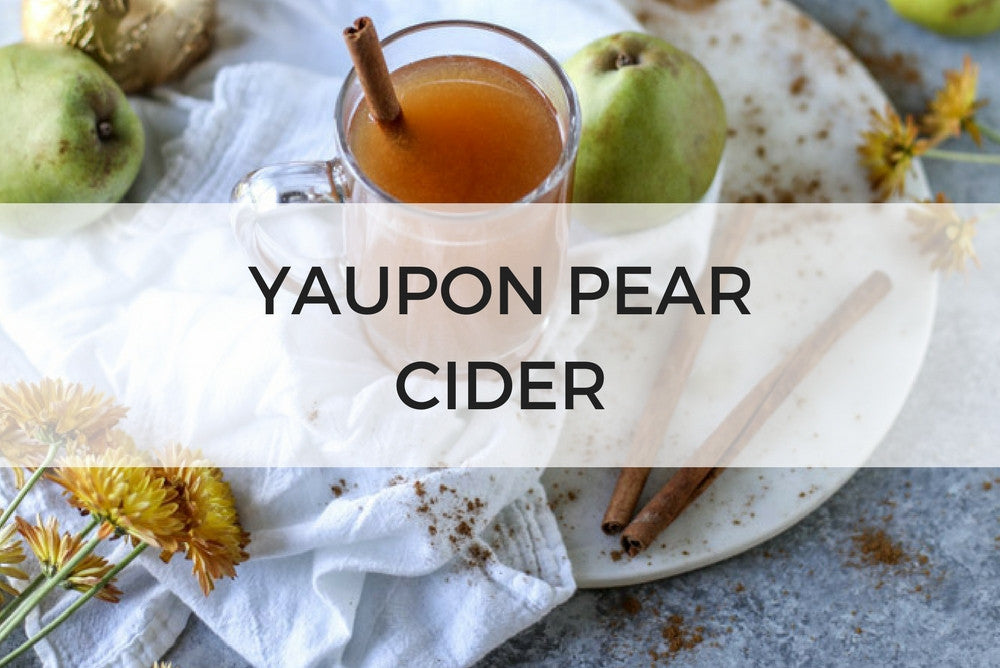 YAUPON PEAR CIDER