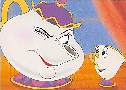 Mrs. Potts and Chip