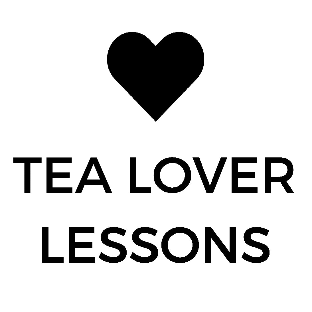 Tealover Lessons