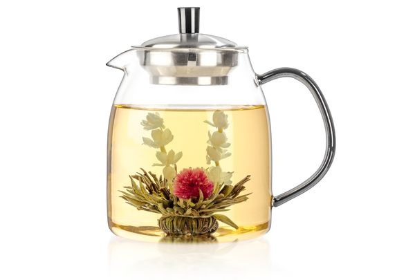 tealyra blooming tea gift set