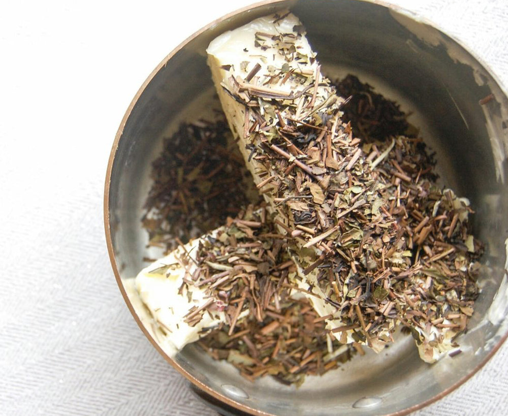 infuse tea in butter