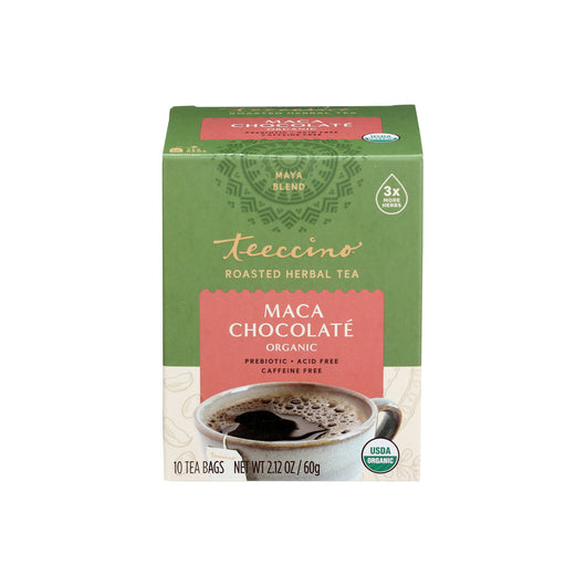 Maca Chocolaté Chicory Roasted Herbal Tea
