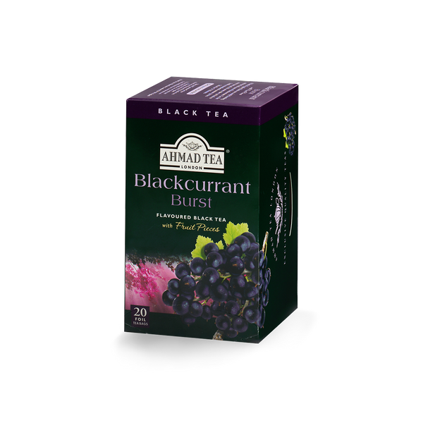 Blackcurrant Burst Black Tea