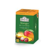 Load image into Gallery viewer, Mango & Lychee Green Tea
