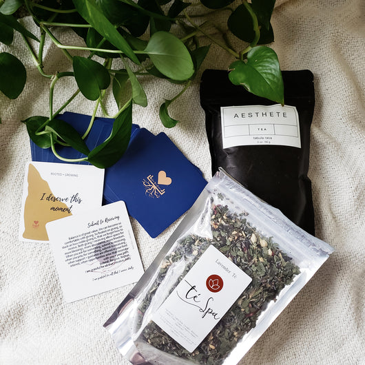 Affirmations Tea Kit
