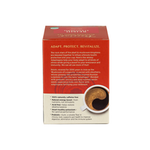 Load image into Gallery viewer, Reishi Eleuthero Mushroom Adaptogen Herbal Tea