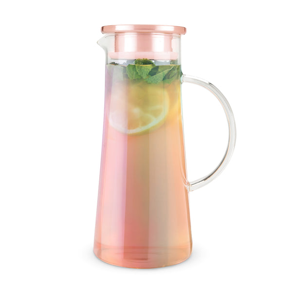 Iridescent Iced Tea Carafe