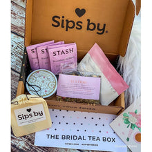 Load image into Gallery viewer, Bridal Tea Box