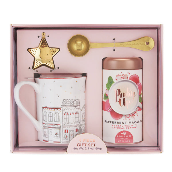 Pinky Up Holiday Gift Set