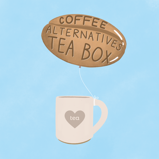 Coffee Alternatives Tea Box
