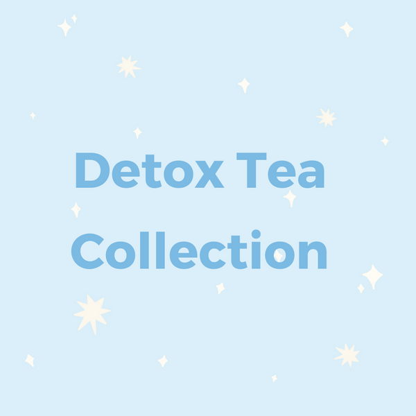 Cleanse & Detox Tea Collection