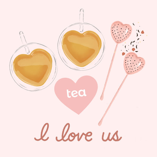 I Love Us Tea Kit