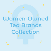 Load image into Gallery viewer, Women-Owned Tea Brands Collection
