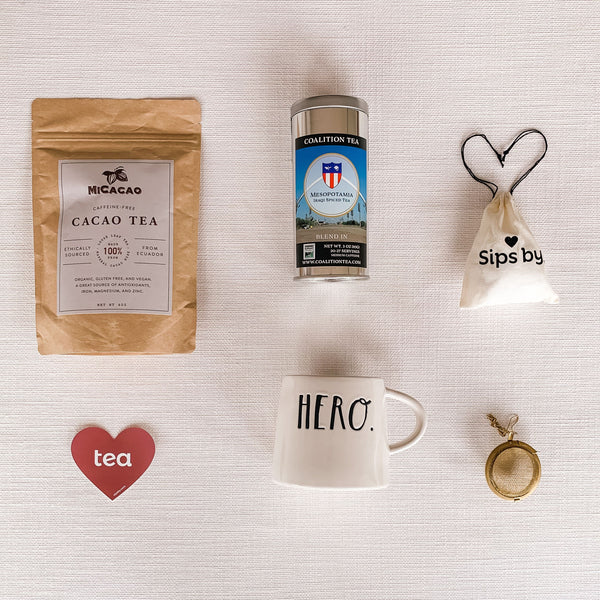 Veterans-Owned Brands Tea Collection