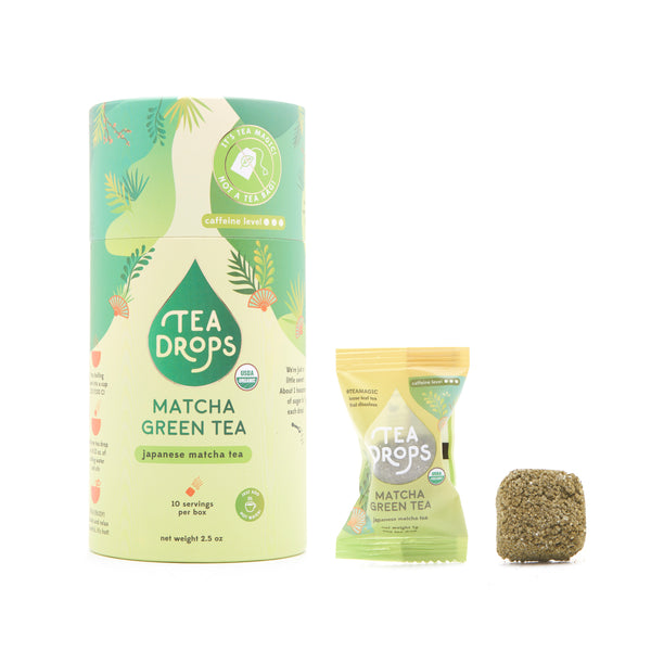 Matcha Green Tea Drops