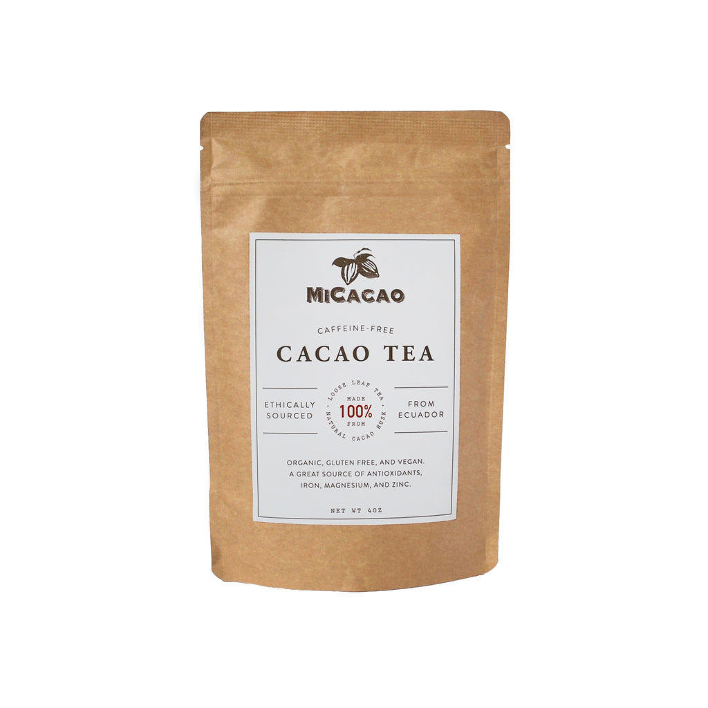 Cacao Tea - MiCacao at Sips by