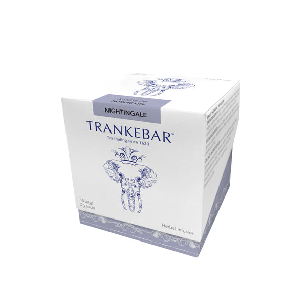nightingale sips by trankebar teas 15 tea bags herbal infusion