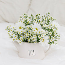 "Load image into Gallery viewer, ""TEA"" Lettering Teapot"