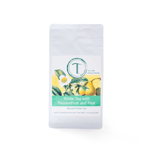 White Tea with Passionfruit and Pear