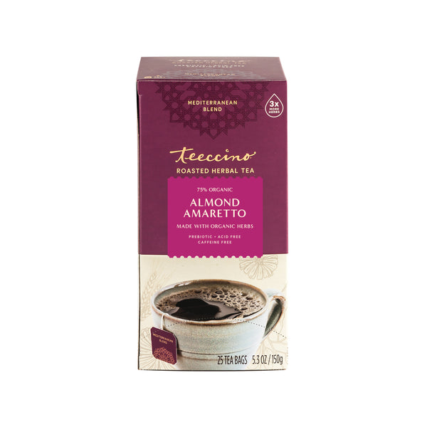 Almond Amaretto Chicory Herbal Tea