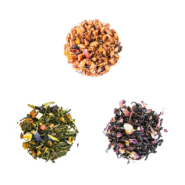 Loose Leaf Tea Trio