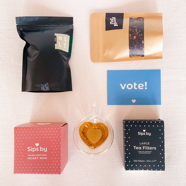 Vote Tea Care Package