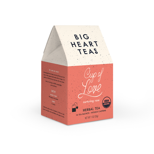 Cup of Love Sips by Big Heart Tea Co