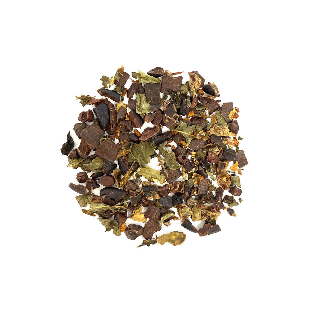 Double Chocolate Peppermint - Key To Teas at Sips by