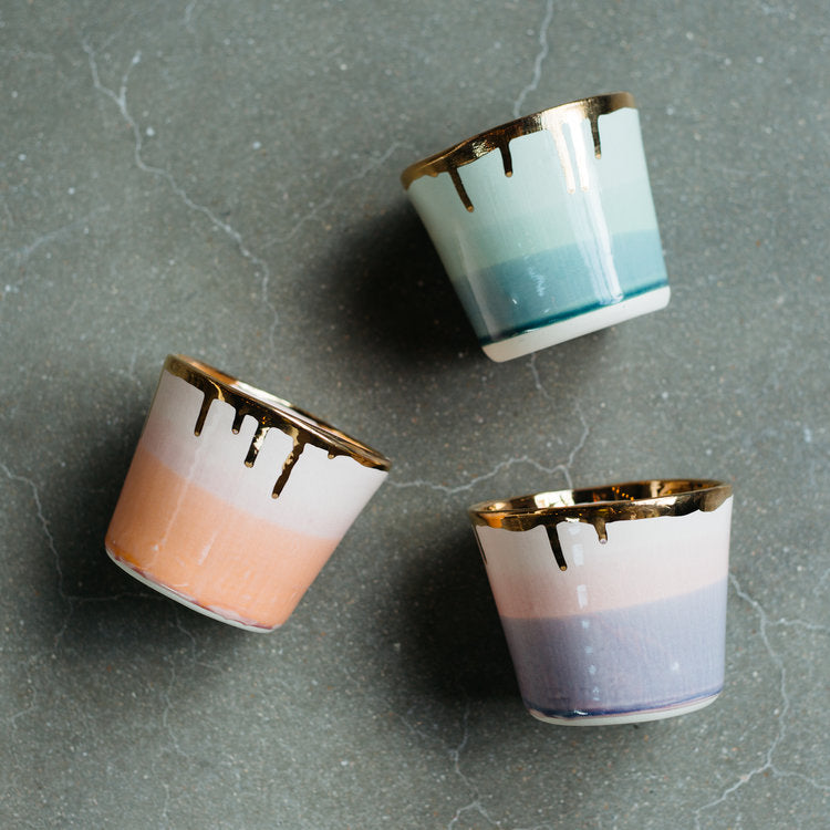 Sunset, Ocean, and Desert Tumblers - Karacotta at Sips by