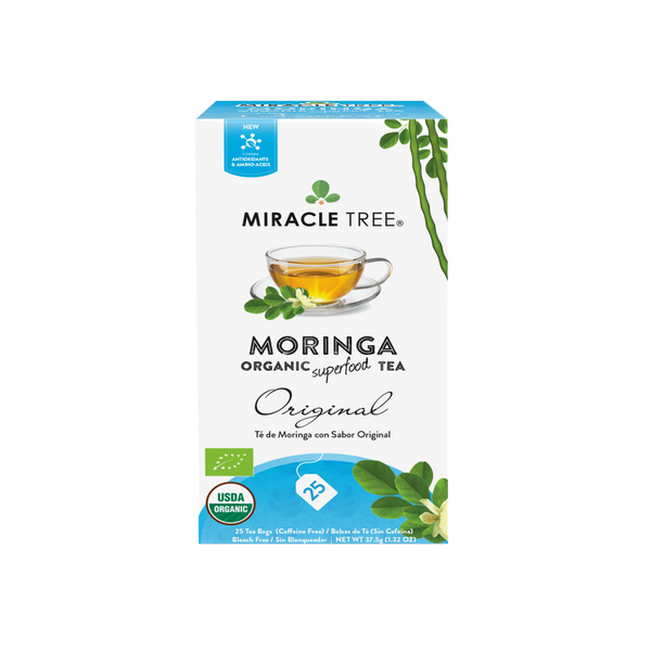 Organic Moringa Herbal Tea - Original