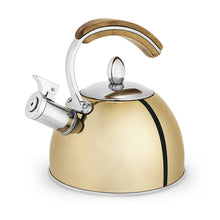 Load image into Gallery viewer, Stovetop Whistle Kettle