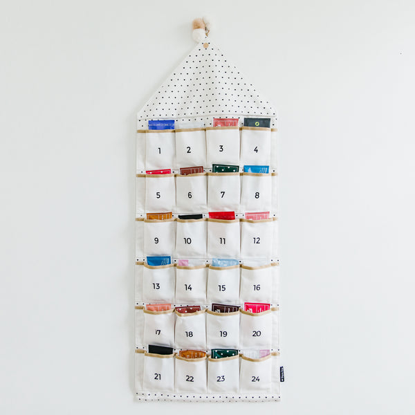 24-Day Holiday Advent Calendar