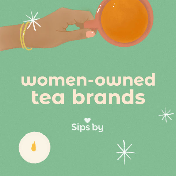 Women-Owned Tea Brands Box