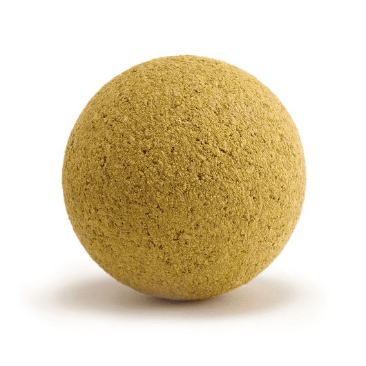 Yellow Cork Ball