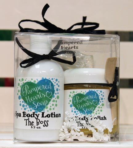 The Boss Spa Gift Pack