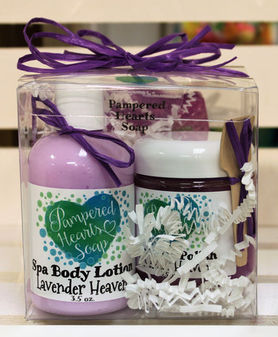 Lavender Heaven Spa Gift Pack