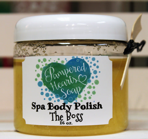 The Boss Spa Body Polish