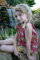 """SEW CUTE"" Tween Sun Dress or Jumper PDF Sewing Pattern"