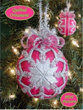 Quilted Christmas Ornament Pattern - Great Christmas Gift