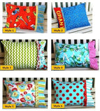 PILLOW FIGHT PILLOWCASE PDF Pattern, Housewife Pillowcase Pattern, Travel to King Size, 6 Trim Styles