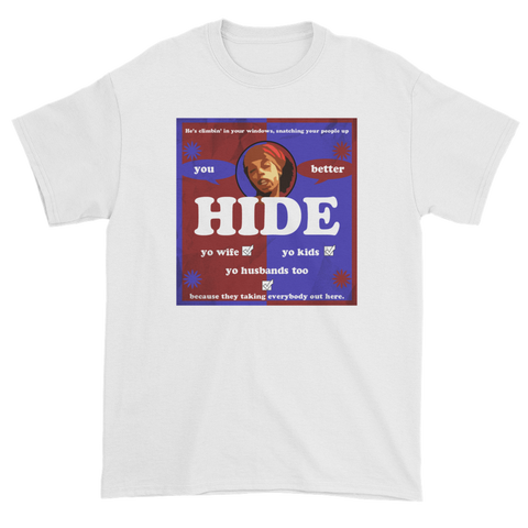 Hide - Short sleeve t-shirt