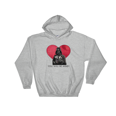 Vader-tine's Day - Hooded Sweatshirt