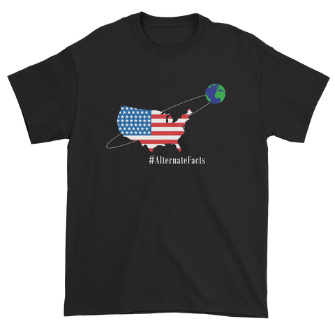 Earth Revolves Around? - Short sleeve t-shirt