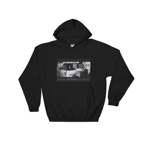 Seen - Hooded Sweatshirt