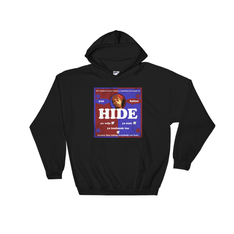 Hide - Hooded Sweatshirt