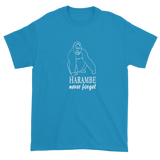 Harambe - Short sleeve t-shirt