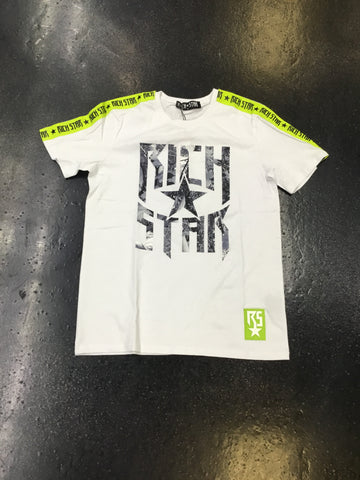 Rich Star Hunting Camo SS Shirt
